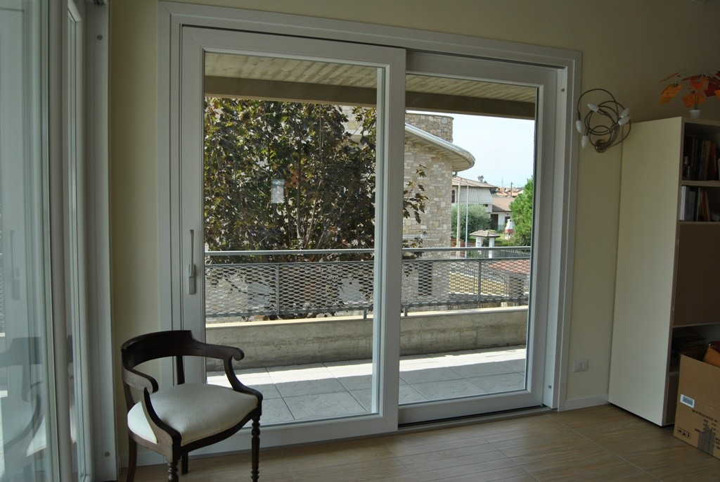 Finestre in pvc alzanti e paralleli generaltek - Offerte finestre in pvc ...