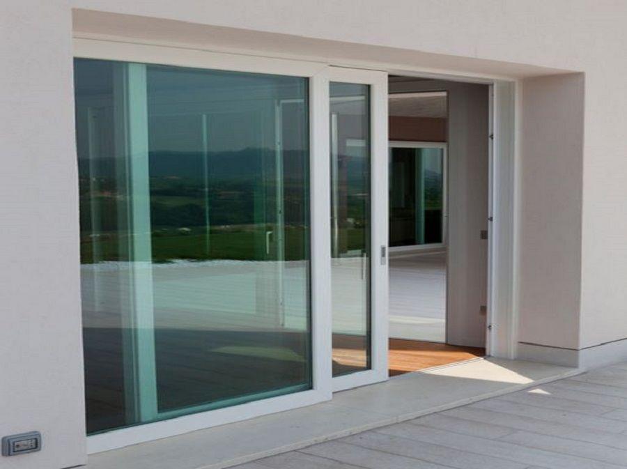 Finestre in pvc alzanti e paralleli generaltek - Porte e finestre pvc ...