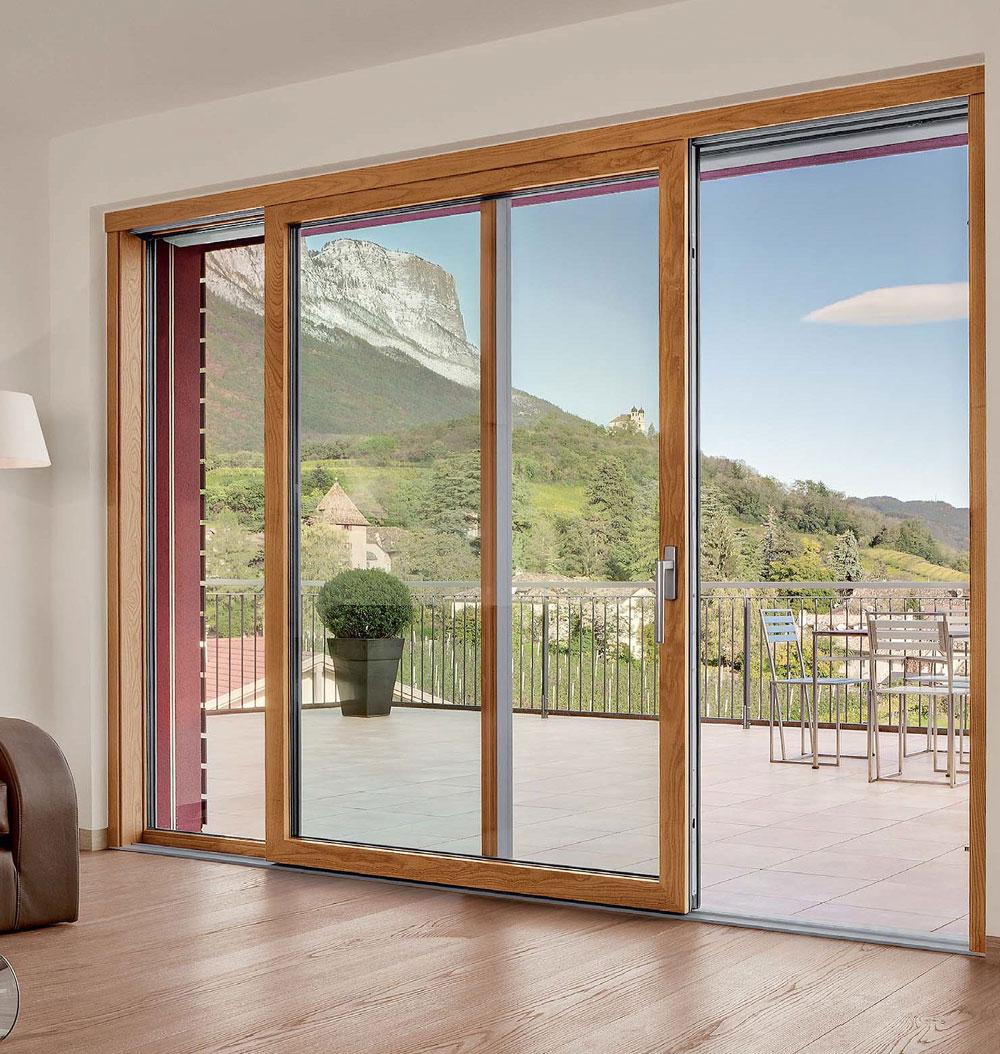 Finestre in alluminio alzanti e parallele generaltek - Offerte finestre in pvc ...