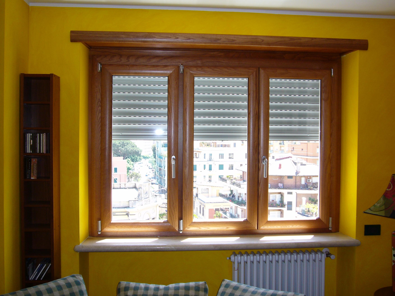 Finestre in alluminio generaltek for Infissi finestre