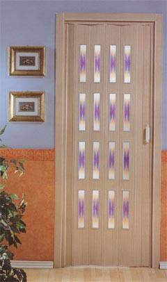 Porte a soffietto generaltek - Porte a soffietto colorate ...